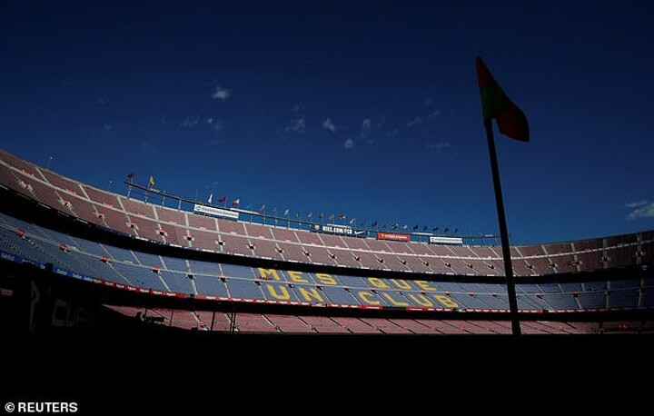 Barcelona 'beg banks to delay huge repayments of £178m amid fears club could go BANKRUPT'