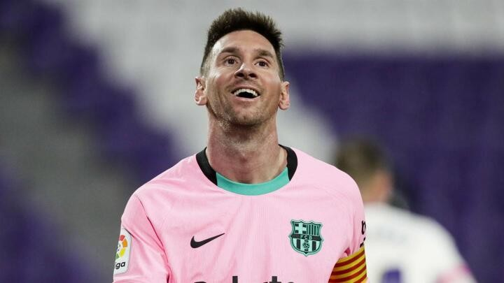 Messi to miss Elche clash after losing two-match ban appeal