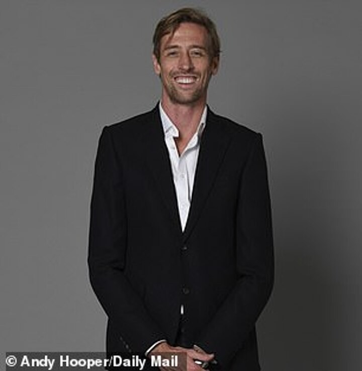 Peter Crouch: There isn't a bigger fixture than Liverpool against Man United
