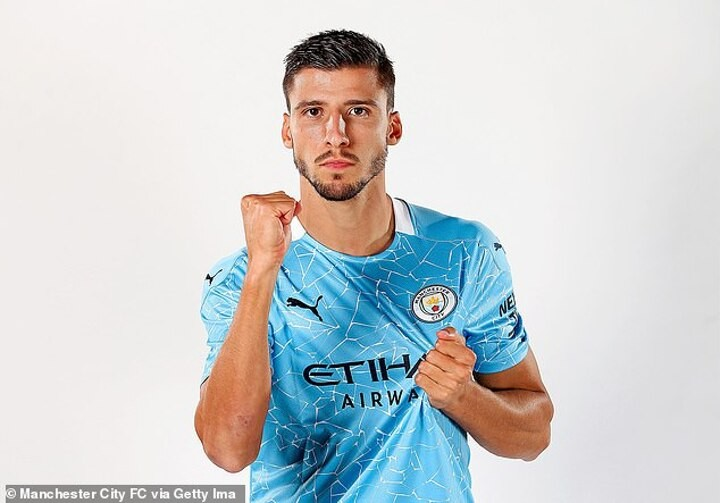 Ruben Dias is City's new rock at the back & opens up on the joy of clean sheets