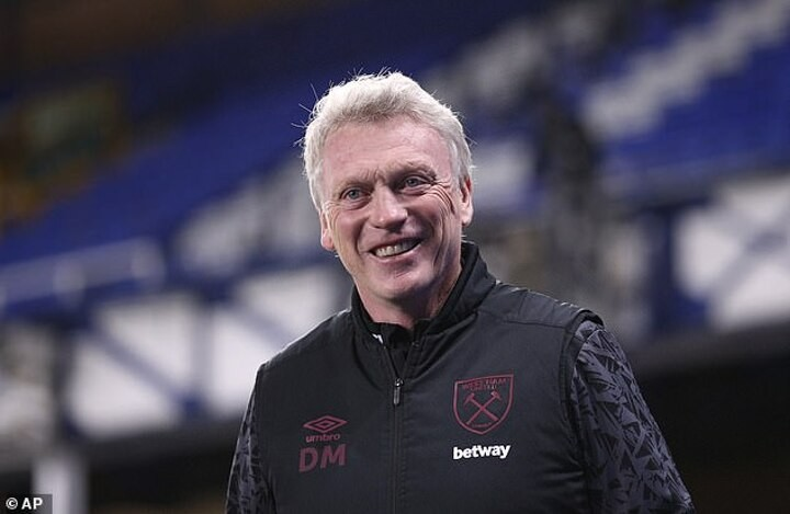 West Ham 'looking to offer David Moyes a new deal' after the team's strong start