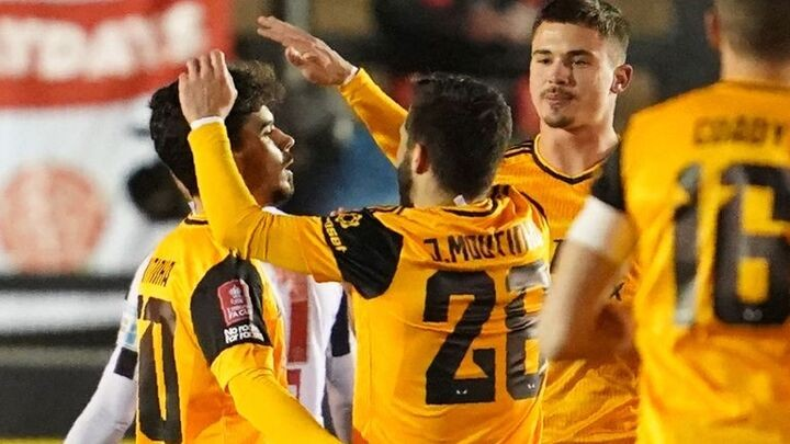 Chorley 0-1 Wolves: Vitinha stunner sees Wolves into FA Cup fifth round