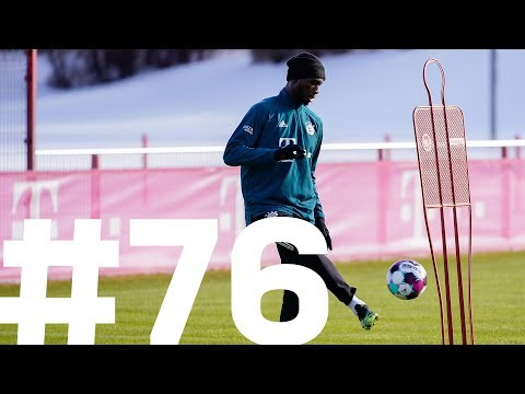 Behind the Scenes of the Mid-Season Champions | Week of the Bayern