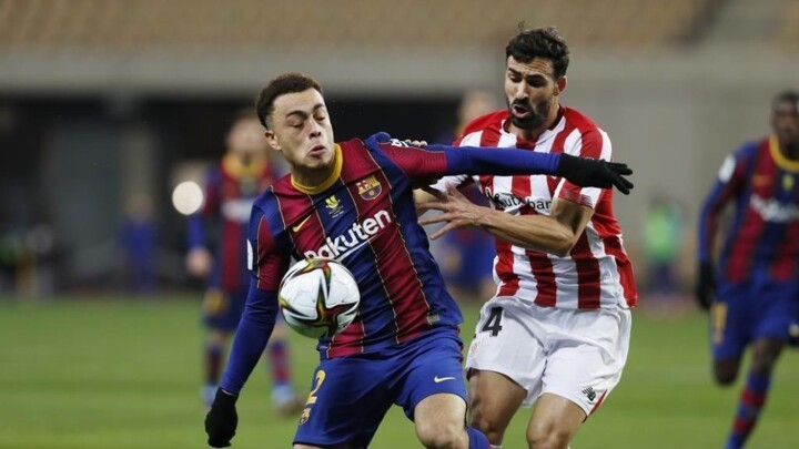 Barcelona's matchday squad for Elche trip: Sergino Dest is back