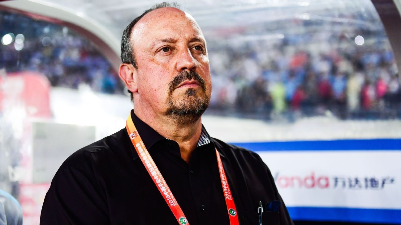 Benitez leaves China job, cites COVID-19