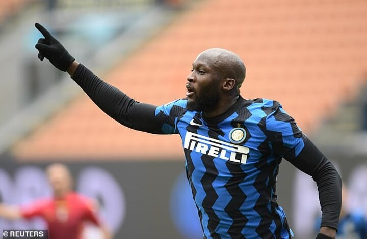 How Romelu Lukaku has become complete striker since joining Inter Milan from Manchester United