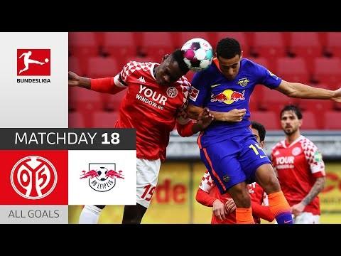Leipzig mess up!   1. FSV Mainz 05 - RB Leipzig   3-2   All Goals   Matchday 18 – Bundesliga 20/21