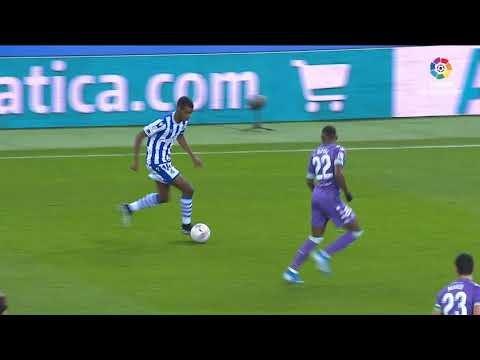 Highlights Real Sociedad vs Real Betis (2-2)