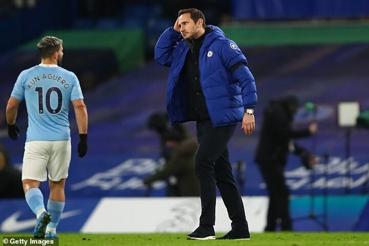 Lampard insists COVID allows him to focus on privilege of being Chelsea boss