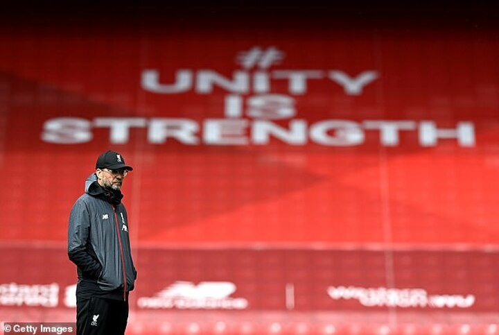 OLIVER HOLT: Writing off Klopp's Liverpool is fanciful delusion of the jealous.