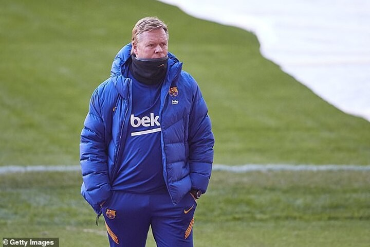 Ronald Koeman wants new signings but admits they are in no position to enter the January market