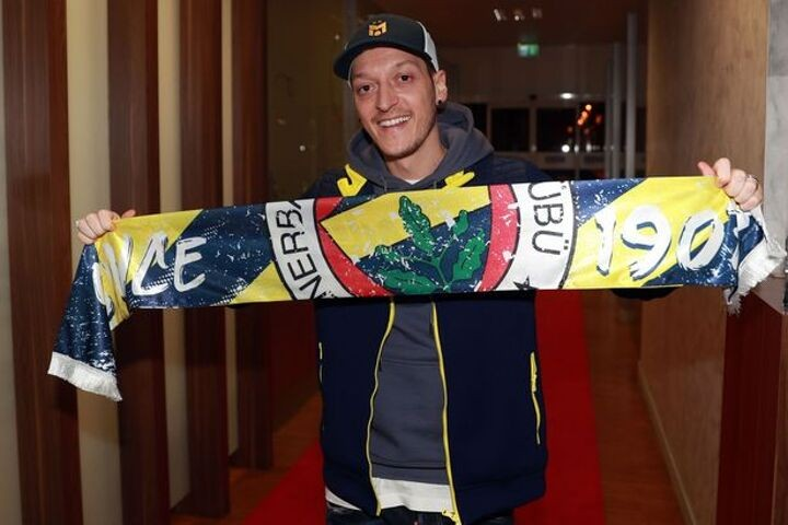 Fenerbahce ask fans to help fund Mesut Ozil transfer with club in huge debt