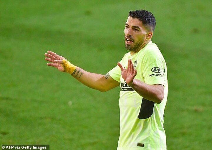 Simeone says he knew what to expect from Suarez after their first phone call