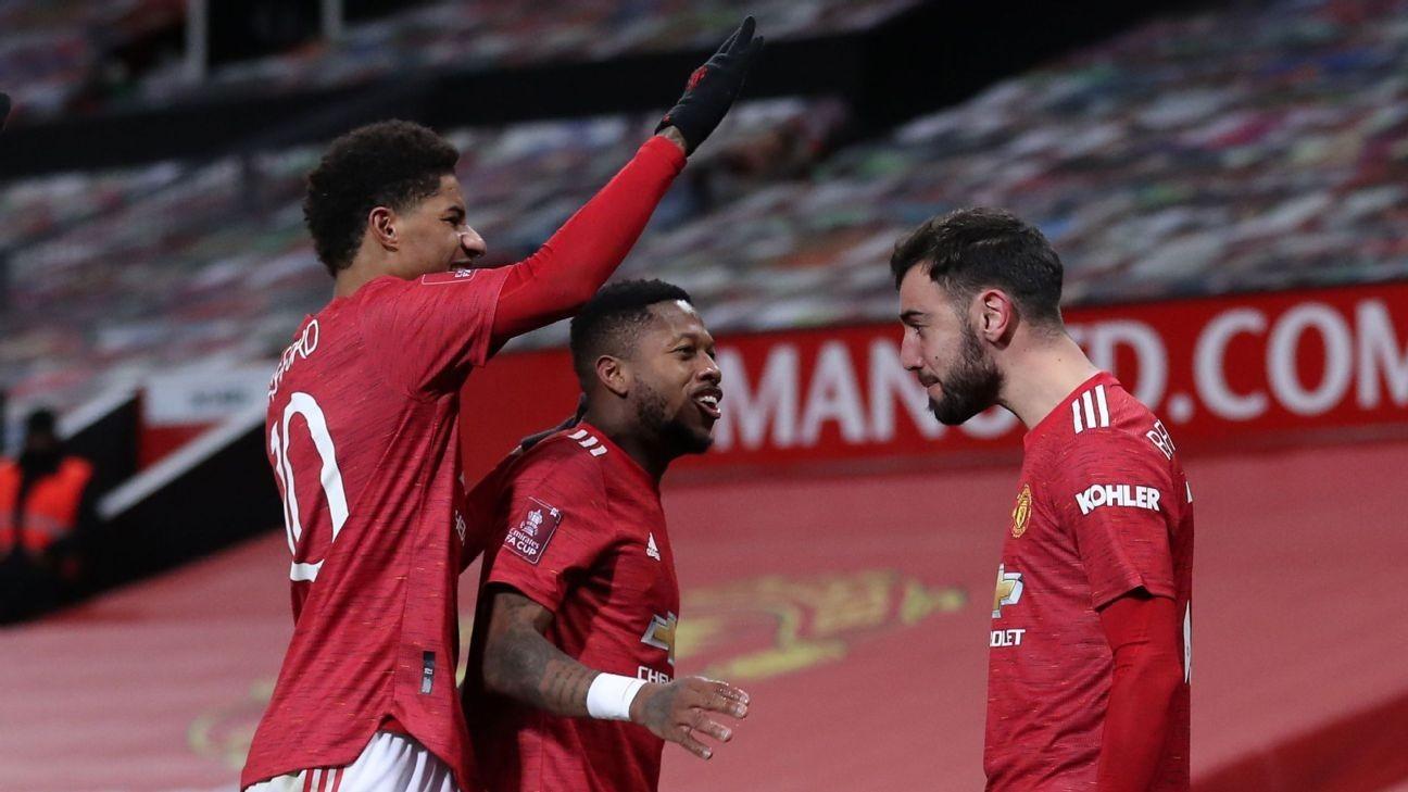 Solskjaer urges Man United to keep momentum