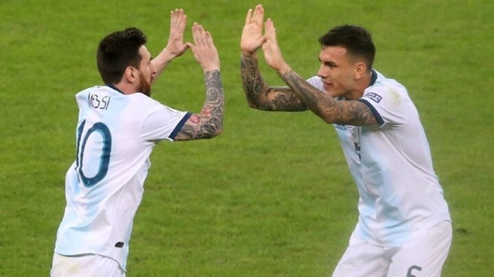 Paredes: It's up to Messi to come to Paris, PSG are trying to convince him