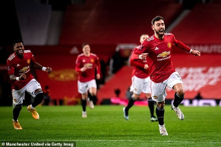 Man Utd players are following Bruno Fernandes' lead... he's the new Eric Cantona