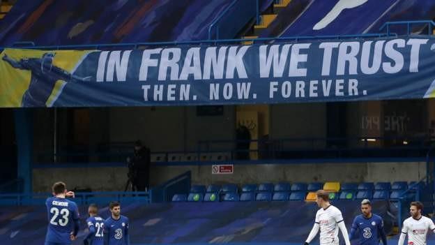 'No romance in Lampard exit'