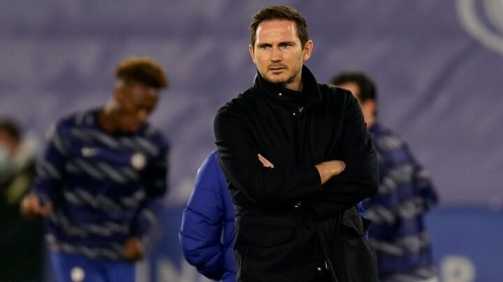 Lampard issues statement after Chelsea dismissal