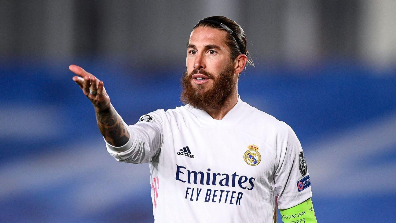 Transfer Talk: PSG offer Real Madrid's Sergio Ramos three-year deal