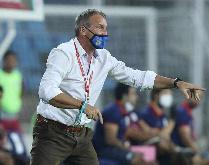 """""""This was a very important one point""""- Chennaiyin FC coach Csaba Laszlo after draw with Mumbai City"""