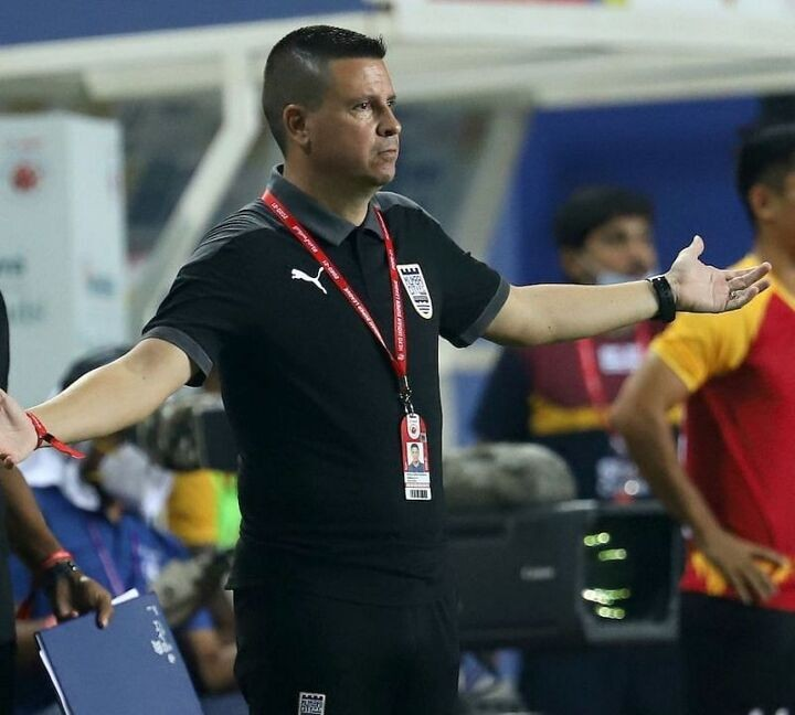 """We lost two points by giving gifts""- Mumbai City FC coach Sergio Lobera after draw with Chennaiyin"