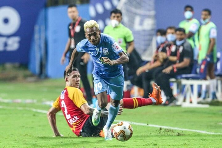 """""""Feels like you are free to move anywhere on the field"""" - Mumbai City FC's Bipin Singh on playing under Sergio Lobera"""