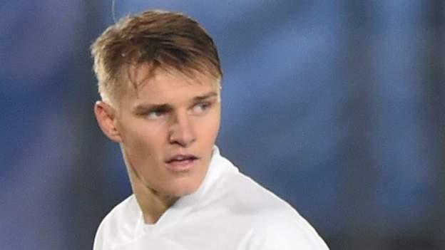 Arsenal close to Odegaard loan signing