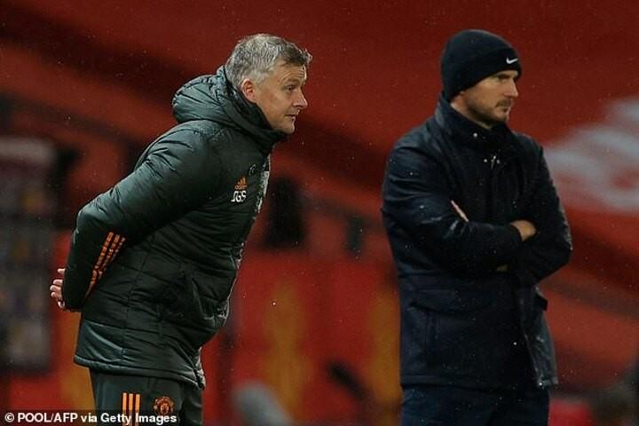 Ole Gunnar Solskjaer 'surprised' by Frank Lampard's Chelsea exit