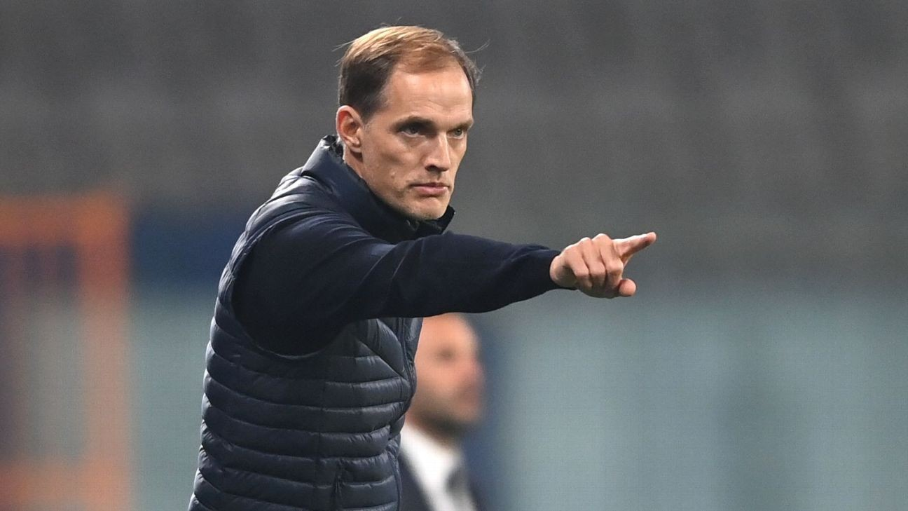 Chelsea appoint Tuchel to replace Lampard