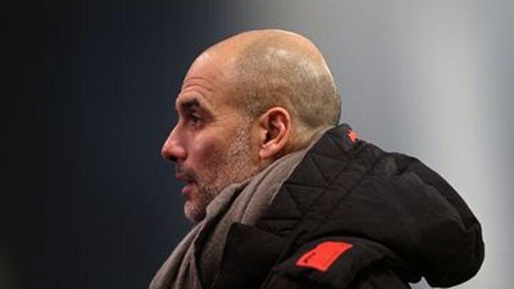 Pep Guardiola says Manchester City Premier League position not important right now