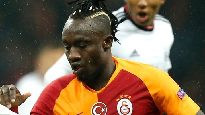 Mbaye Diagne: West Brom agree loan deal for Galatasaray striker