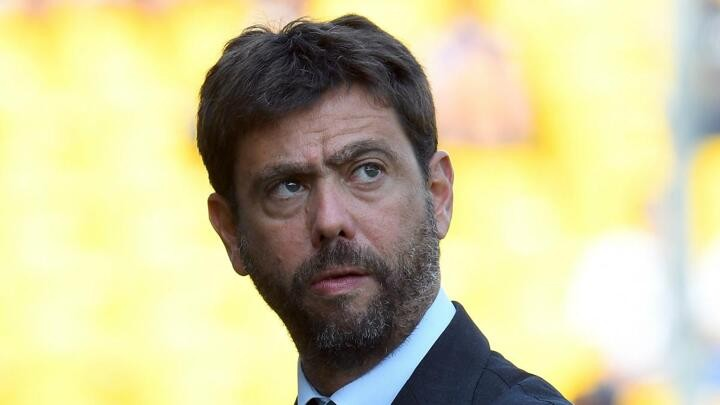 Juventus chairman Agnelli expects €8.5billion losses for European football