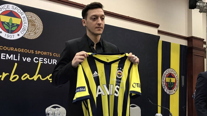 The details of Ozil's Fenerbahce wages and his major pay cut
