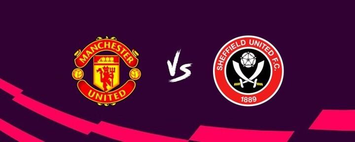 Man Utd vs Sheff Utd LINE-UPS: Pogba & B.Fernandes start as Martial in