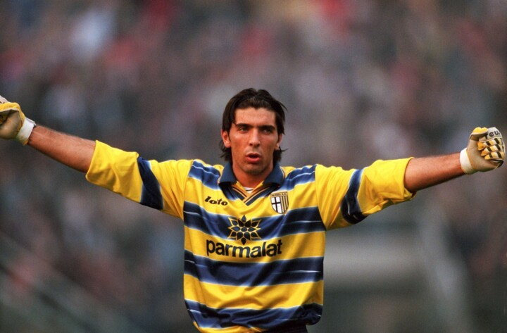 Happy 43rd Birthday to World Cup winner, the incomparable Gianluigi Buffon!
