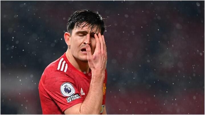 """Man United: Time to """"stand up and be counted"""", says Maguire"""