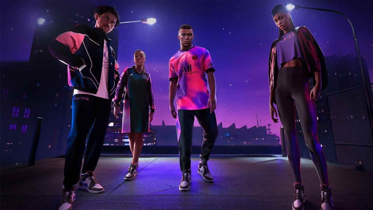 PSG launch 'Hyper Pink, Psychic Purple' kit and own Air Jordan sneakers