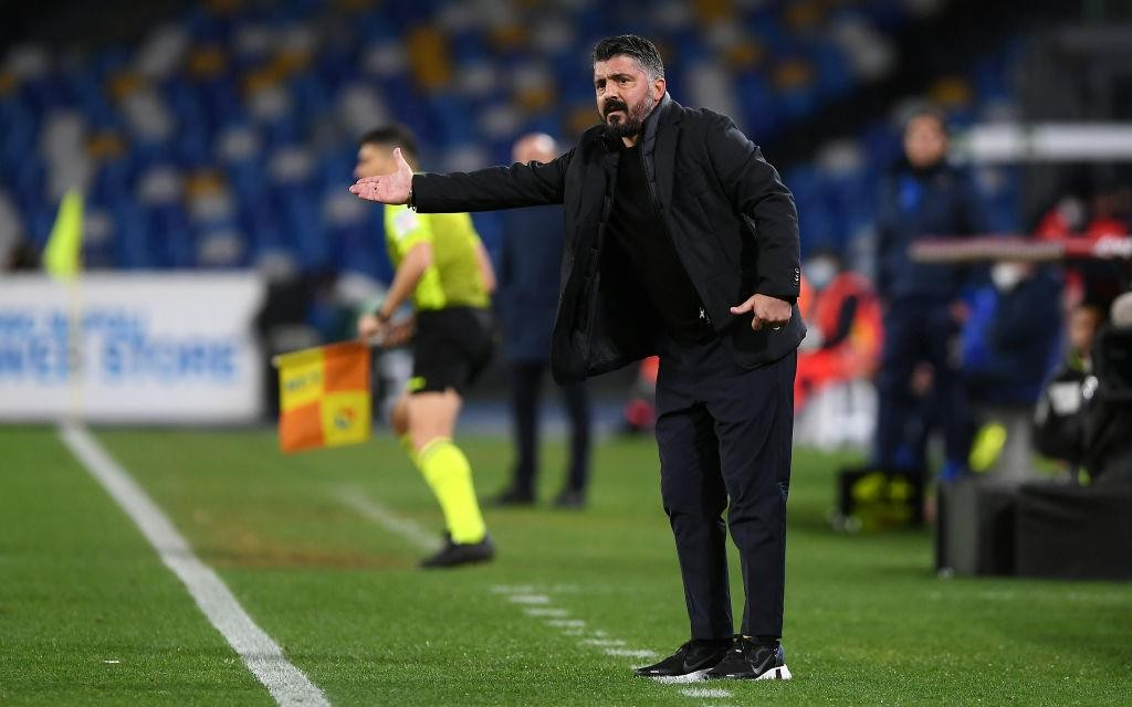 "GATTUSO: ""WE DESERVED TO GO THROUGH"""
