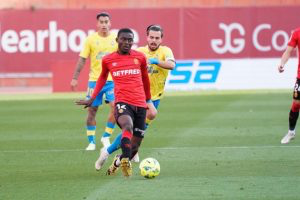 Ghana midfielder Iddrisu Baba delighted with Mallorca's performance after first round of segunda league