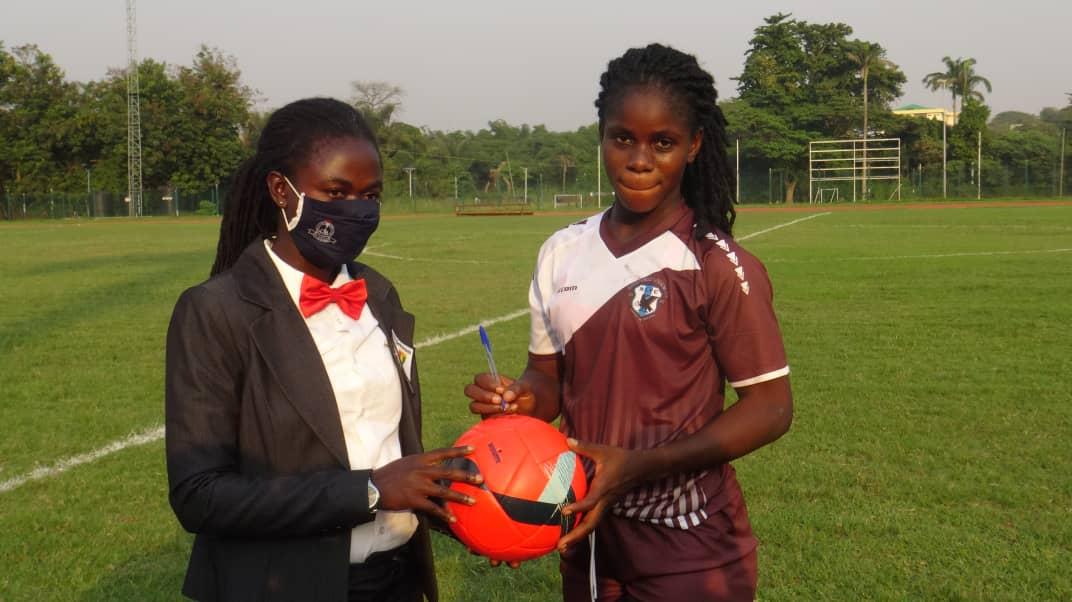 Women's Premier League: Mukarama Abdulai bags hat-trick as Northern Ladies make flying start