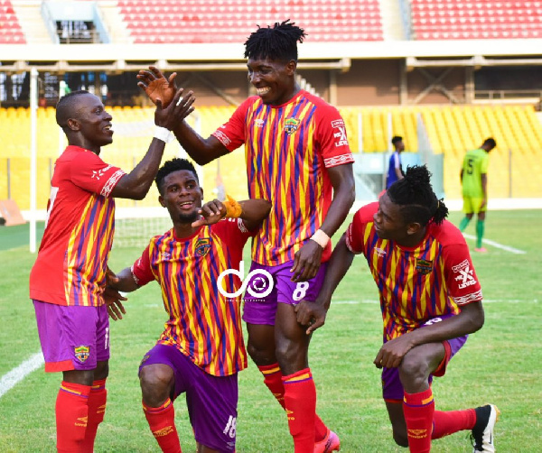 Hearts of Oak missing services of six players ahead of Elmina Sharks visit