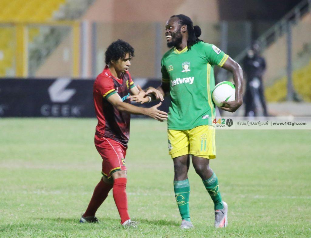 Aduana Stars forward Yahaya Mohammed believes Kotoko's Fabio Gama can lure more Brazilians to the GPL
