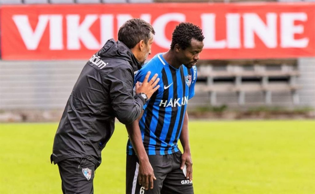EXCLUSIVE: Anthony Annan signs new deal at Finish club Inter Turku as player coach