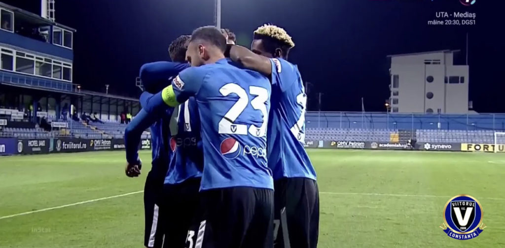 Ghana's Kevin Luckassen scores, assists as Viitorul Constanta defeat Hermannstadt