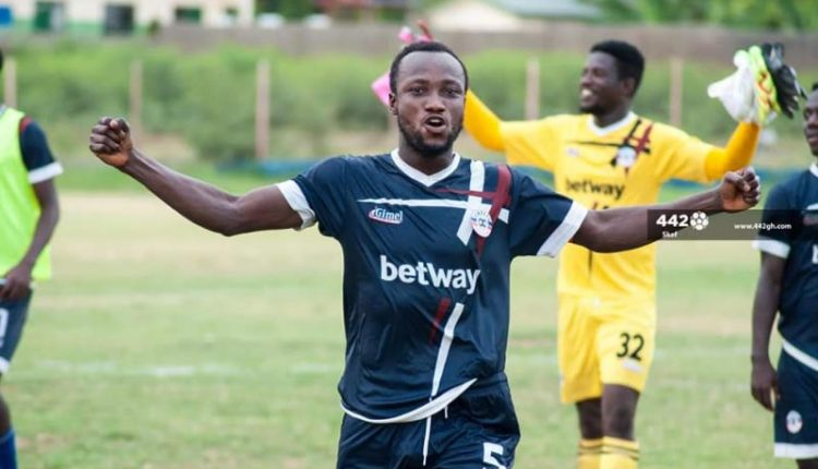 Liberty Professionals ace George Amoako joins Tunisian side US Tataouine — Report