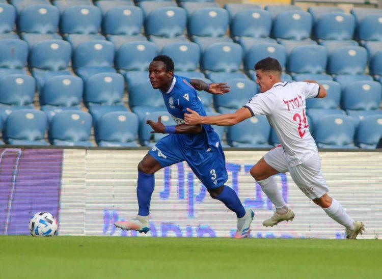 Maccabi Petah Tikva midfielder Elvis Sakyi confident of victory ahead of Ashdod clash