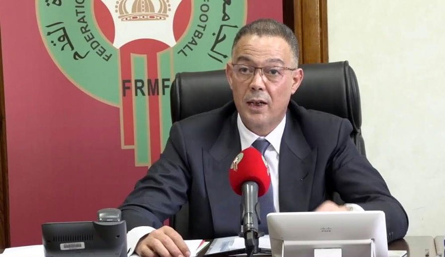 Morocco football pillar Fouzi Lekjaa eyes FIFA Council seat