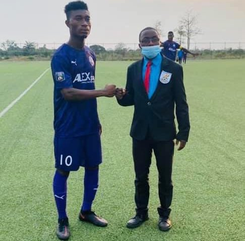 Division One League: BA United draw with Bofoakwa in derby; Accra Lions wallop Agbozume Weavers