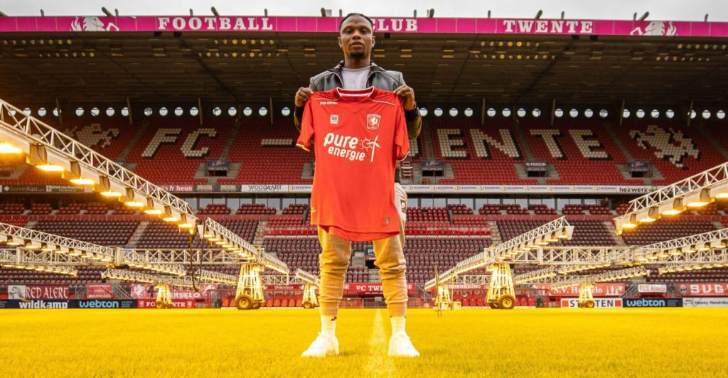 FC Twente technical chief delighted with capture of Ghanaian forward Issah Abass