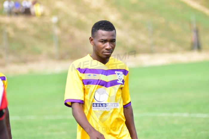 Hearts to announce former Medeama star Isaac Agyenim Boateng as new signing